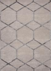 Jaipur City Chicago Taupe/Gray CT15