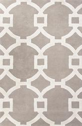 Jaipur City Regency Gray/Ivory CT34