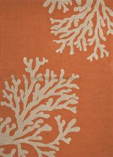 Jaipur Grant I-o Bough Out Orange/White GD01