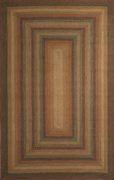 Jaipur Hudson Jute Braided Rugs Timber Trail Taupe/Gray HBR07