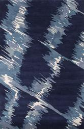 Jaipur En Casa By Luli Sanchez Tufted Waves Blue LST04