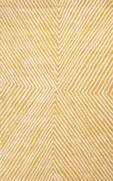 Jaipur En Casa By Luli Sanchez Tufted Concentric Yellow/Taupe LST43