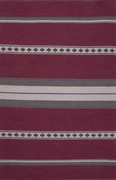 Jaipur Traditions Made Modern Cotton Flat Weave Cuzco Pink/Gray MCF01
