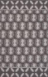 Jaipur Traditions Made Modern Cotton Flat Weave Clouds Gray/Ivory MCF05
