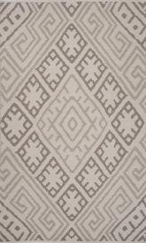 Jaipur Traditions Made Modern Cotton Flat Weave Zagros Gray MCF09