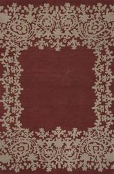 Jaipur Traditions Made Modern Tufted Tisza Red MMT11