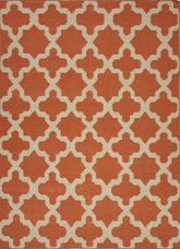Jaipur Maroc Aster Orange/White MR47
