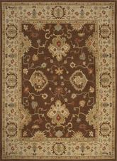 Jaipur Orient Loni Brown/Tan ORE05