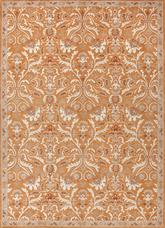 Jaipur Poeme Corsica Orange/White PM33