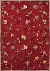 Jaipur Poeme Alsace Red/Ivory PM41