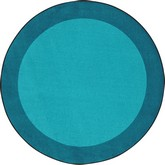 Joy Carpets Kid Essentials All Around Teal