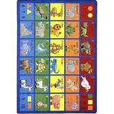 Joy Carpets Kid Essentials Animal Phonics Multi