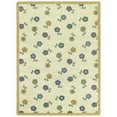 Joy Carpets Kid Essentials Awesome Blossom Soft