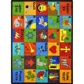 Joy Carpets Kid Essentials Bible Phonics Multi