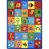 Joy Carpets Kid Essentials Bilingual Phonics Multi