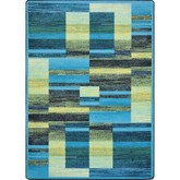 Joy Carpets Kid Essentials Boomblox Teal