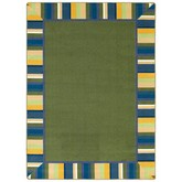 Joy Carpets Kid Essentials Clean Green Bold