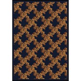 Joy Carpets Any Day Matinee Corinth Navy