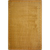 Joy Carpets Kaleidoscope Diamond Plate Gold