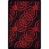 Joy Carpets Kid Essentials Dottie Ruby