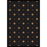 Joy Carpets Any Day Matinee Fort Wood Black