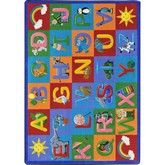 Joy Carpets Kid Essentials Learning Letter Sounds Multi