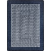 Joy Carpets Kid Essentials Like Home Navy