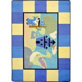 Joy Carpets Kid Essentials Lil Wizard Multi
