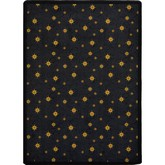 Joy Carpets Any Day Matinee Milky Way Charcoal