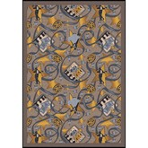 Joy Carpets Any Day Matinee Silver Screen Taupe