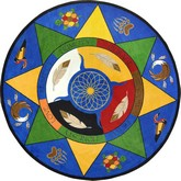 Joy Carpets Kid Essentials Spirit of Truth Multi
