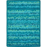 Joy Carpets Kid Essentials Static Electricity Teal