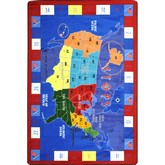 Joy Carpets Kid Essentials STOPS Multi