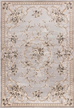 KAS Avalon Light Grey Aubusson 5604