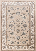 KAS Avalon Beige and Ivory Mahal 5609