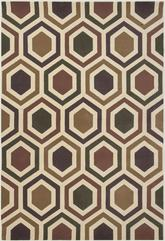 KAS Corinthian  5355 Ivory/Plum Windows