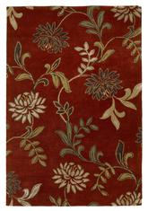 KAS Florence  4562 Red Floral