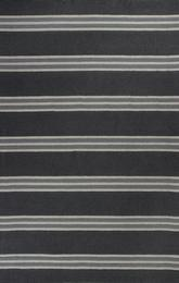KAS Loft  2067 Charcoal Stripes