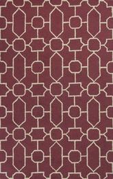 KAS Mercer  6716 Red/Beige Framework