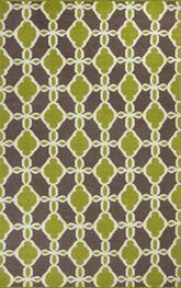 KAS Solstice  4007 Citron/Taupe Serenity