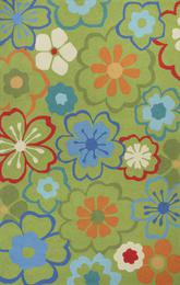 KAS Sonesta  2027 Green Floral Splash