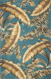 KAS Sparta  3196 Teal Ferns