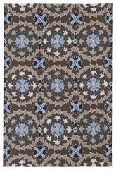 Kaleen Home and Porch Blue 2036-17