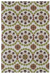 Kaleen Home and Porch Brown 2036-49