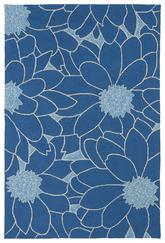 Kaleen Home and Porch Blue 2041-17