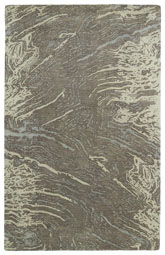 Kaleen Brushstrokes Brown Brs01-49