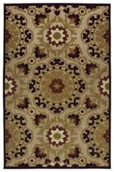 Kaleen A Breath of Fresh Air Brown Fsr05-49