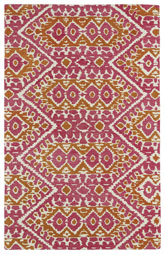 Kaleen Global Inspirations Pink Glb01-92