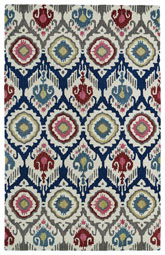 Kaleen Global Inspirations Multi Glb04-86