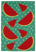 Kaleen Sea Isle SEA1236 Watermelon